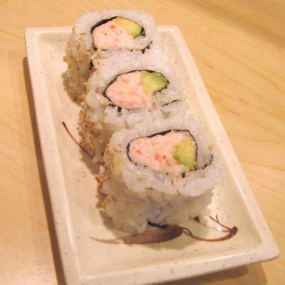 Urumaki surimi concombre