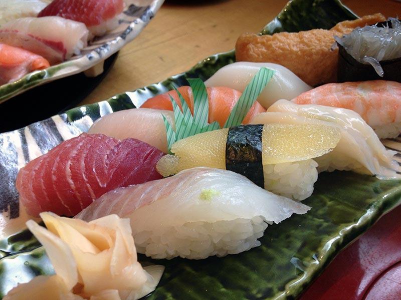 Présentation Maki Sushi